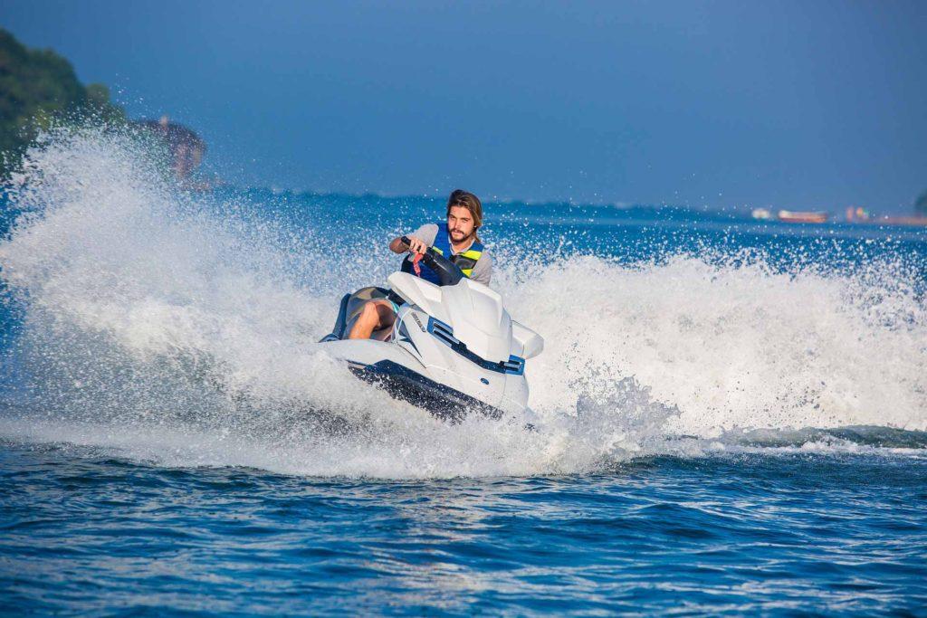Pearl King Travel - Group Holidays - Adventure Holidays - Activity Holidays - Jetskiing