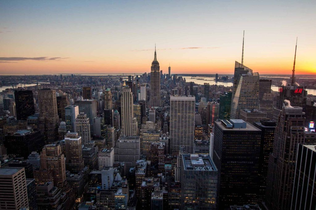Pearl King Travel - City Breaks - Sightseeing Holidays - United States - New York