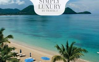 Pearl King Travel - Simply Luxury St Lucia Offer 18