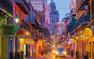 Pearl King Travel 10 night New Orleans and Caribbean Dreams