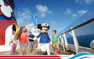 Pearl King Travel 14 Nights Florida & Disney Cruise