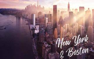 Pearl King Travel - 7 day New York and Boston by Rail