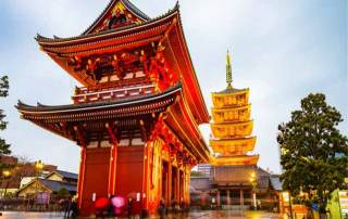 Pearl King Travel - 18 Night Luxury Jewels of Japan - offer-may-18