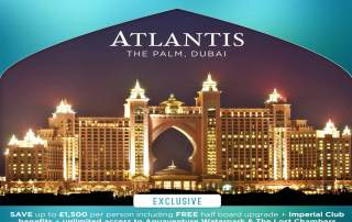Pearl King travel - Atlantis The palm, Regal Club Suite - offer-may-18