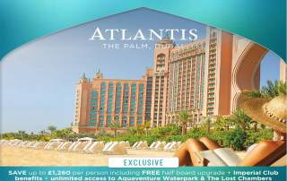 Pearl King Travel - Atlantis The Palm Executive Club Suite-offer-may-18