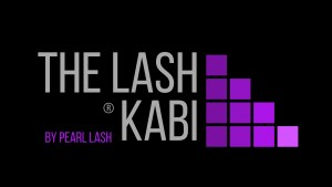 The Lash Kabi Eyelash Extensions Organizer - Clear Acrylic