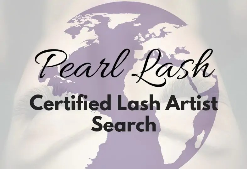 Find A Lash Extension Artist Near You