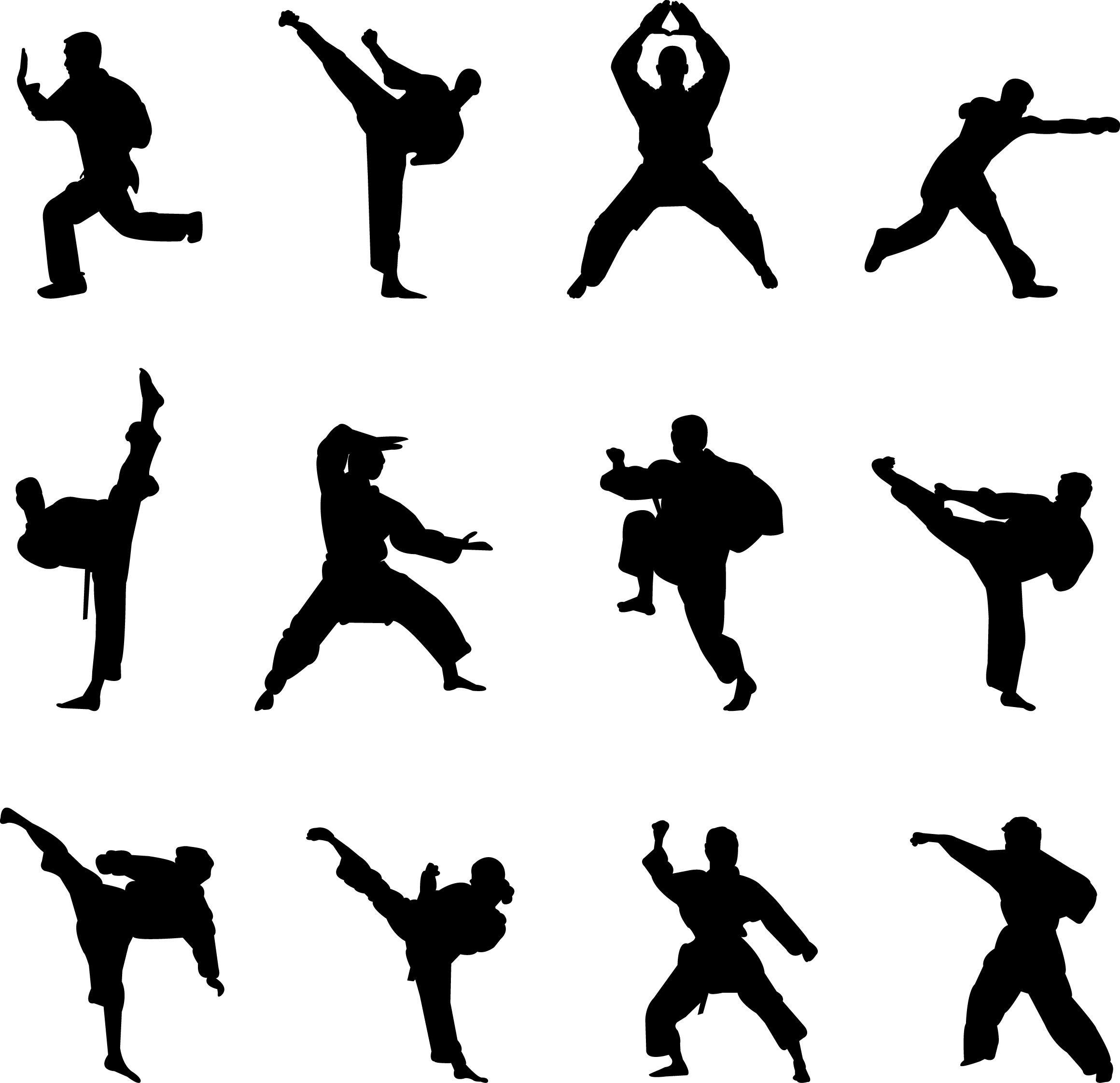 Martial Arts As Metaphor For Self Control