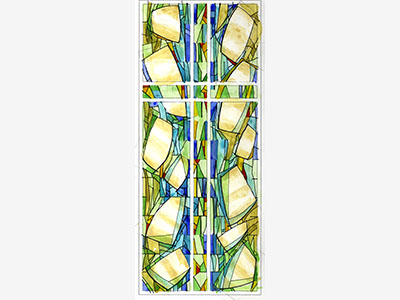Stained Glass & Architectual Glass Window