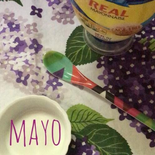 Choose your favorite mayo.