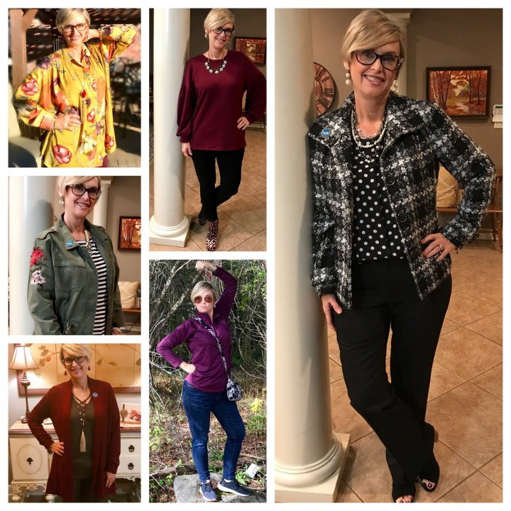 Fall Fashion - October 2017