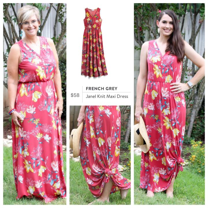 Stitch Fix Maxi Dress