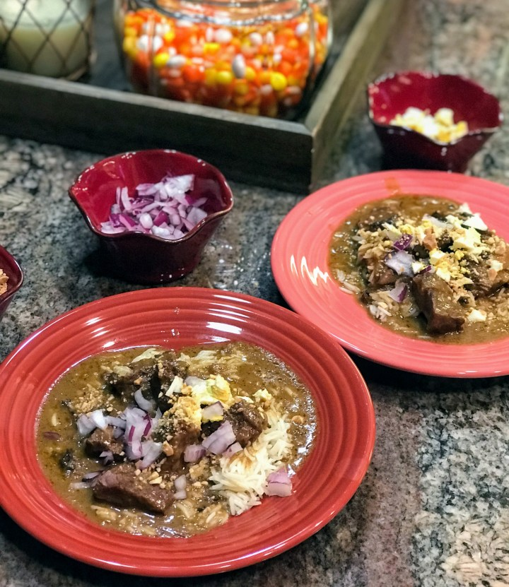 Mama's Instant Pot Beef Curry Recipe