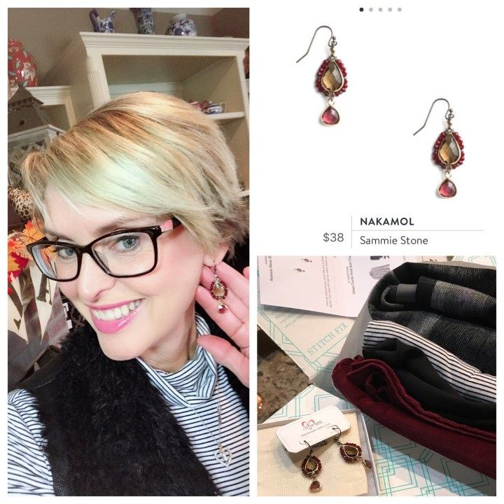 Nakamol Earrings from Stitch Fix