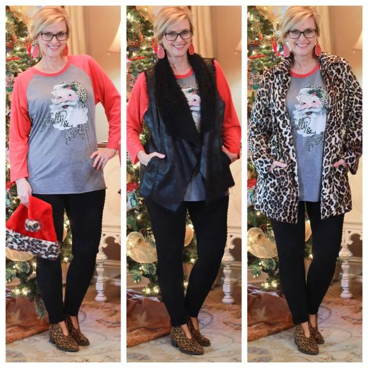 Holiday Capsule Wardrobe Ideas