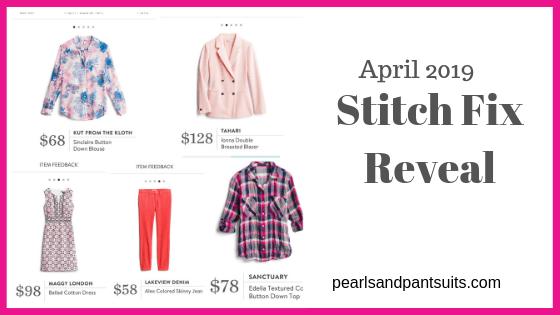 april stitch fix reveal