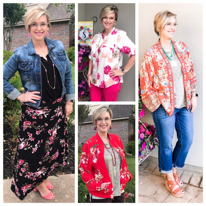 Spring Floral style ideas