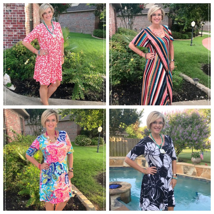 a-line dresses for the pear shape