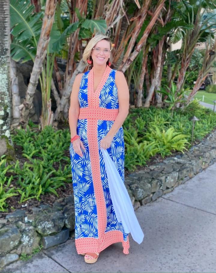 Wisp Maxi Dress