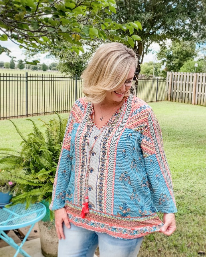 Stitch Fix Tolani Silk Blouse