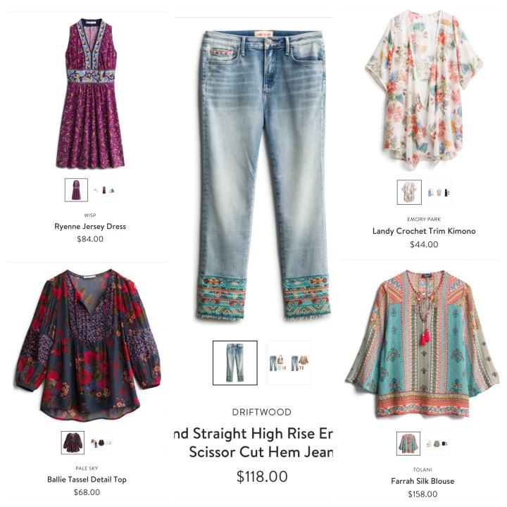 Stitch Fix Style Cards | Fall 2020