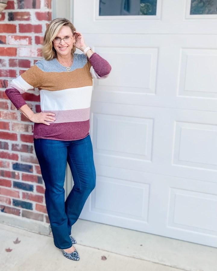 PINQUE pullover sweater