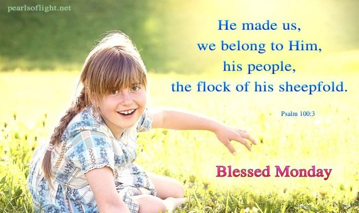 We belong to Him (BL)