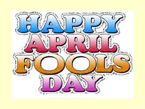 April Fools' Day.. | pearlsofprofundity