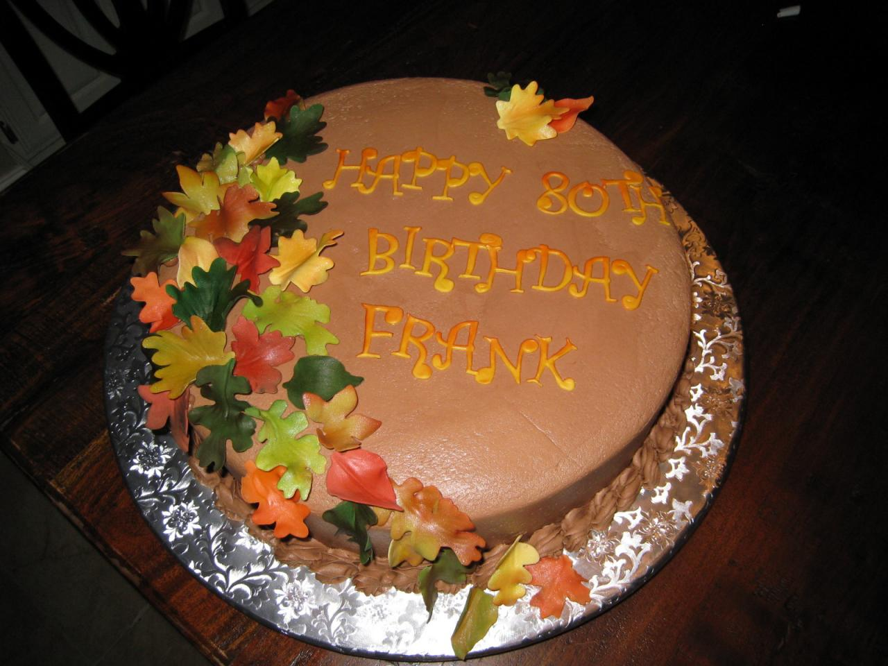 Images About Fall Themed Cakes