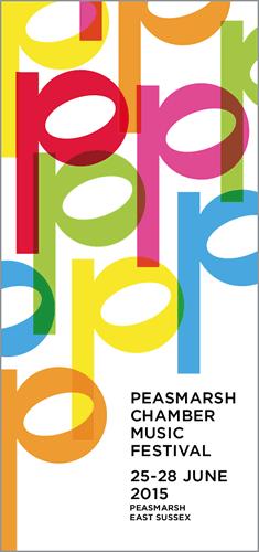 2015 Peasmarsh Festival programme cover
