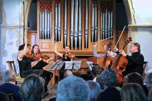 PCMF2016 - Onslow String Quintet - WVD