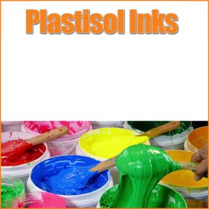 Plastisol Inks