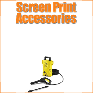 Screen Print Accessories