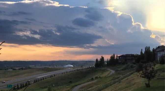 Calgary Sky