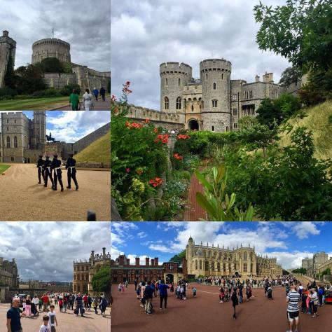 Took the Canadian relatives to #WindsorCastle