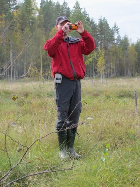 Focus on the IPS. EB member Samu Valpola. Photo: Susann Warnecke