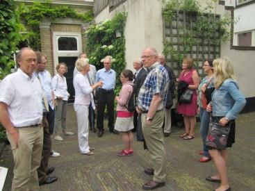 IPS Annual Meetings in Leiden, June 2013. Photo: Susann Warnecke