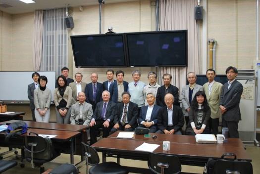 inaugural meeting of jps~2