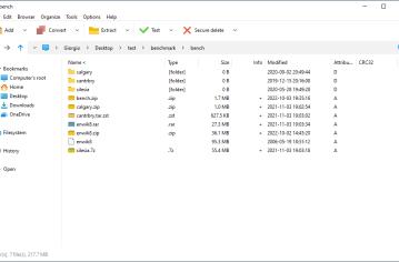 rar zip file browser explorer