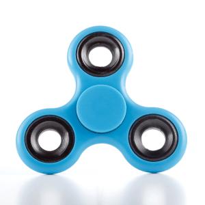 fidget spinner albastru