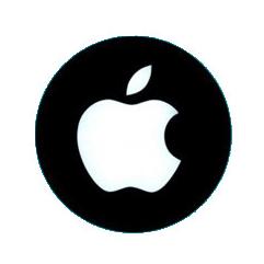 disc metalic apple