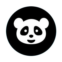 disc metalic panda