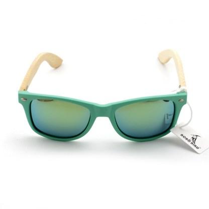 Ochelari de soare Bobo Bird cu lentila verde