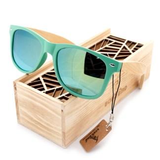 Ochelari de soare Bobo Bird, lentila verde