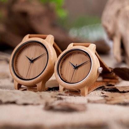 Set ceas pentru cupluri Bobo Bird
