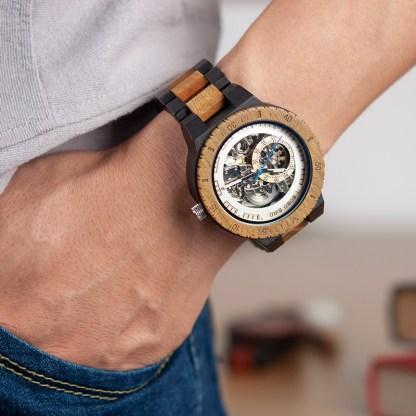 Ceas din Bobo Bird mecanic R05