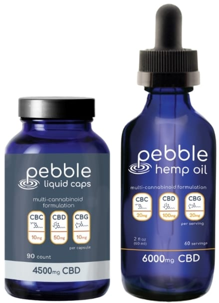 pebble formula cancer research
