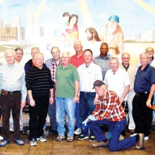 Men's Christian Fellowship at the Phoenix Rescue Mission