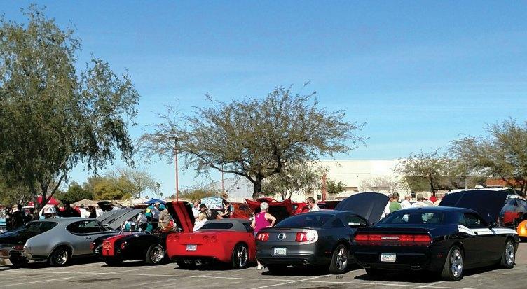PebbleCreek Car Club PebbleCreek Post - Apache junction car show