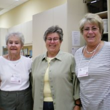 2016 officers are Jan Hover, president, Lee Sharp, treasurer and Bonnie Griffin, secretary.